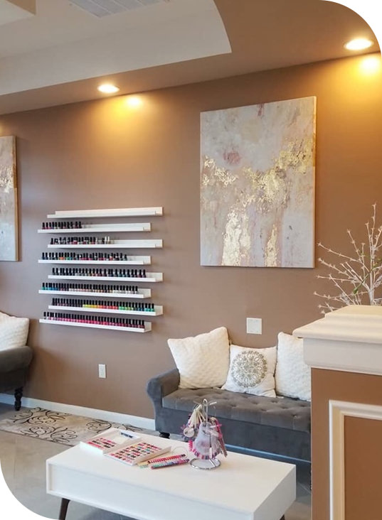 posh nail salon & spa at sugarloaf